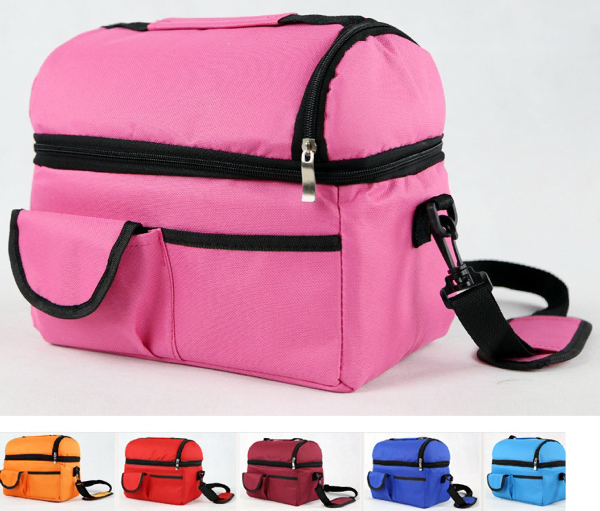 2016 new cooler bag, trendy polyester cooler bags