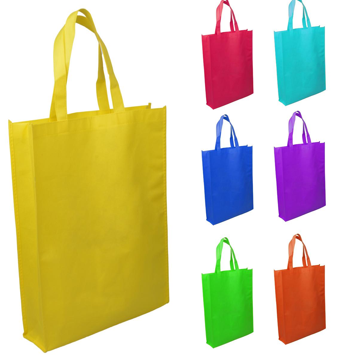 Non Woven Tote Bag W/ 4