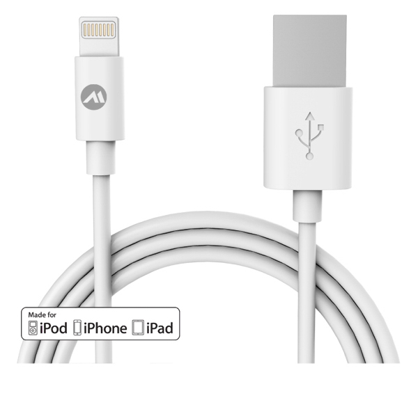 3ft MFI Mobile USB Data Cable Genuine i-phone cables