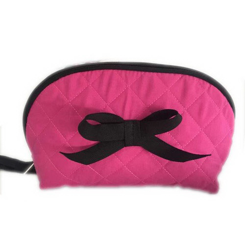 Bow Cosmetic Bag