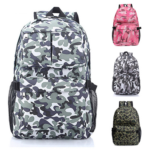Classic Camo Sports Backpack