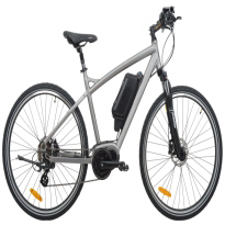 Cool City Mountain Road Foldable E-Bicycles