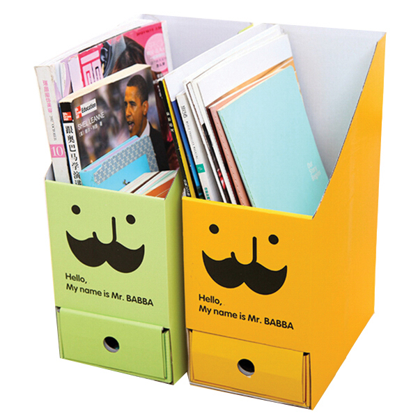 Desktop File Box Sundry Receive Box