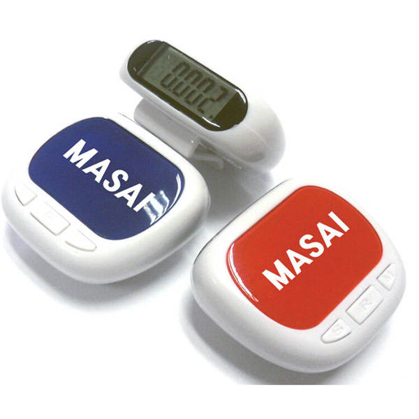 Electronic Pedometer Fitness Gift Calculate Burn Calories