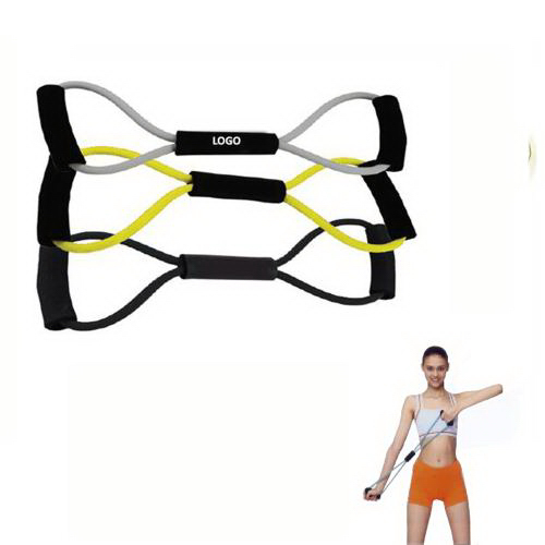 Exercise Bands/Latex Resistance Tube Yoga Band