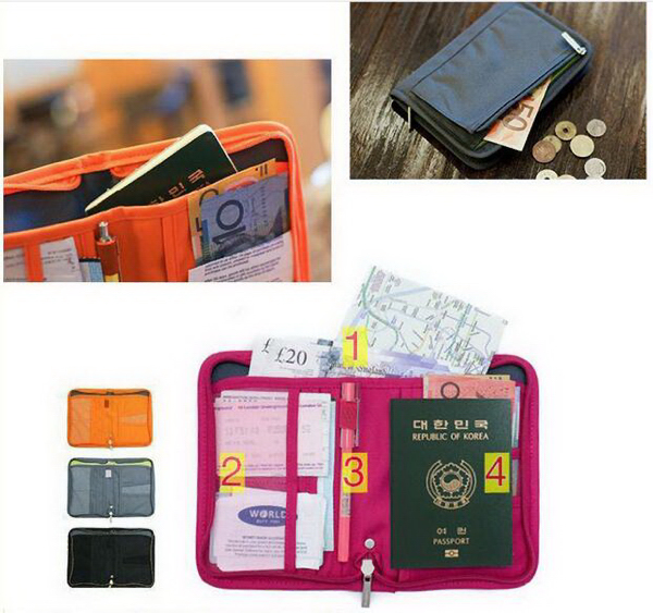 Hot selling personalized passport holder