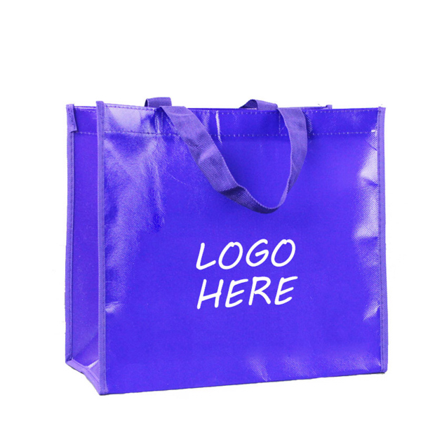 Laminated No-woven Shopping Bag