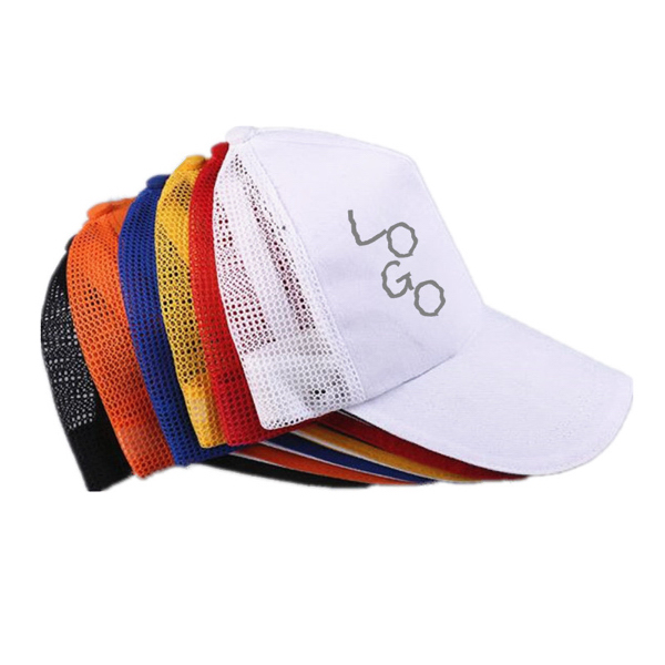 Mesh Back Breathable Baseball Cap