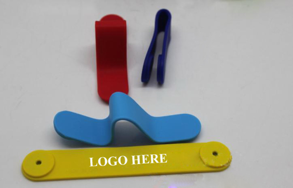 Multifunctional Magnetic Silicone Clip
