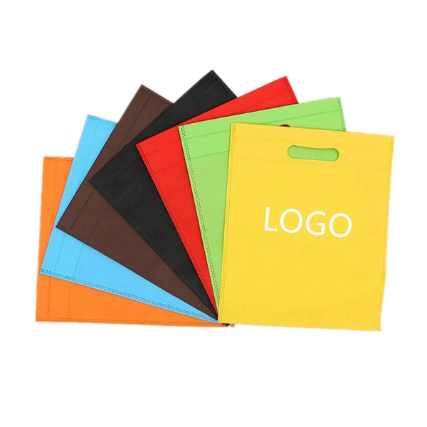 Non-woven Die Cut Handle Bag