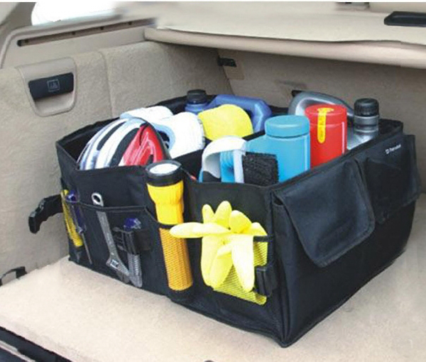 Portable Car Boot Organizers