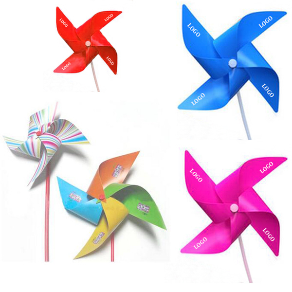 Promotional Advertising Pinwheel