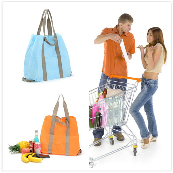Reuseable Supermarket Storage Shopping Bag
