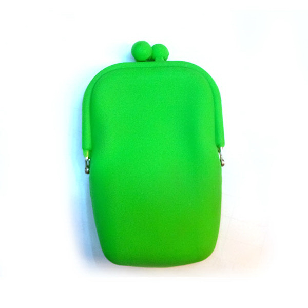 Silicone cellular phone bag