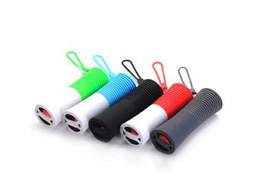 Sport Style Buleetooth Speaker with Power Bank function