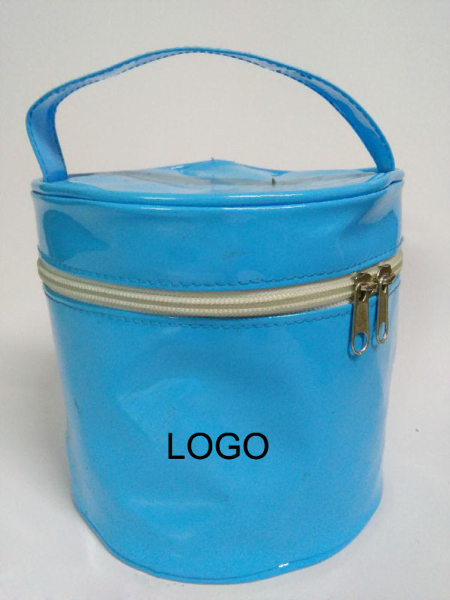 Tube-shaped bag