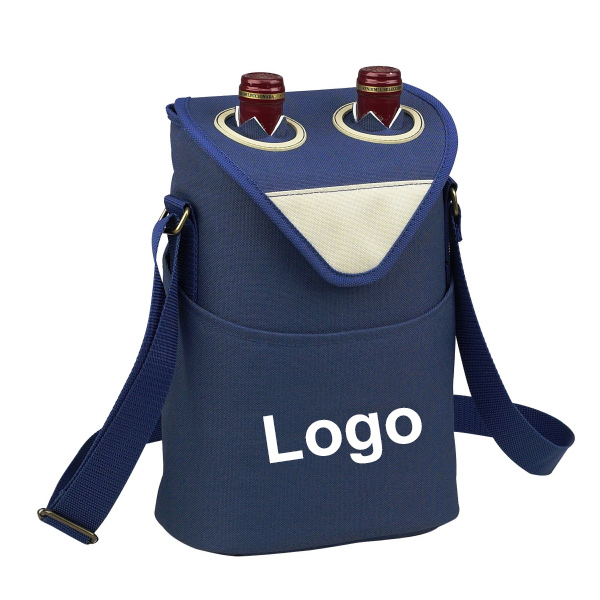 Two Bottle Cooler Tote