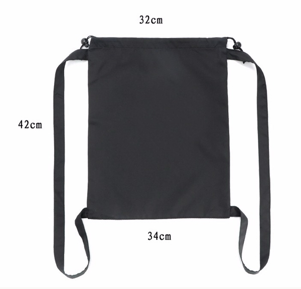 Unisex Outdoor Hiking Sport Large Volume Drawstring Bag