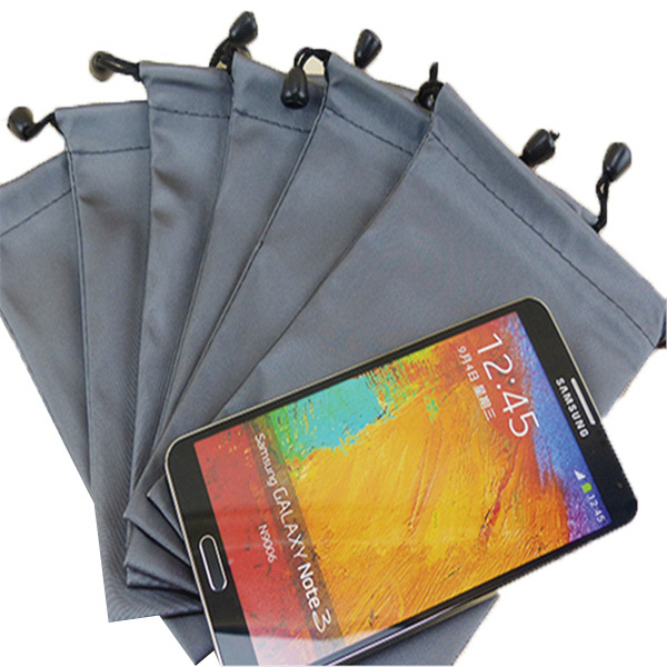 Waterproof Retail Pouches Carrying Bags for Cell Power Bank