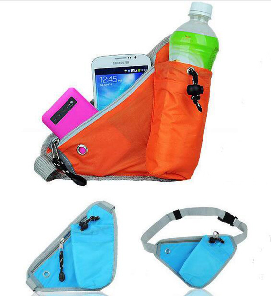 Wholesale women mens sport waist bag