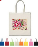 100% Cotton Shopping Tote Bag