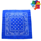 100% cotton Paisley Bandanna