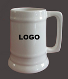 16oz Ceramic Beer Steins, Beer Mug