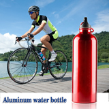 17 OZ Aluminum Sports Water Bottle