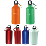 17 Oz. Aluminum Sports Bottle
