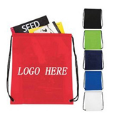 190D drawstring backpack
