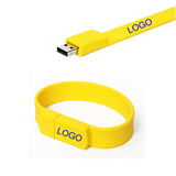 2 GB Flash Disk Wristband