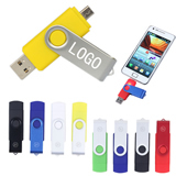 2 in 1 Smart Phone USB Flash Disk