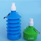 22 Oz. Retractable Sports Bottle