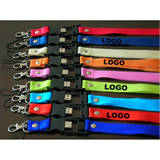 2GB Lanyard USB Flash Drive