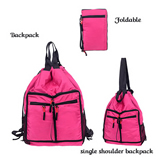 3-in-1 Foldable Travel Backpack