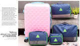 4 pcs per set travel bag set