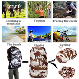 40L Waterproof Backpack Rain Cover