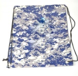 Camouflage Color Drawstring Backpack