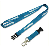 Advantage Detachable Break-away Polyester Lanyard