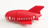Air Plane Shaped USB Drive 2GB