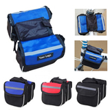 Bicycle Twins Tube Bag