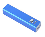 Blue color 2,600 mAh Power Stick