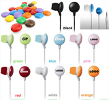 Candy Earphone, Candy Earplug