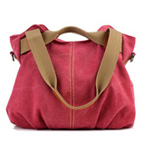 Canvas Handbag Shoulder Bag Tote
