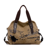 Canvas Handbag Tote