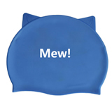 Cartoon Swim Cap For Children