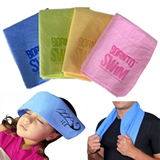 Chilly Towel, Cool Towel, Cooling  Chilly  Pad Towel