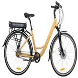 City Electric Bicycles For American Market