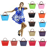 Classic foldable women tote bags