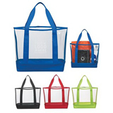 Clear Grocery Tote Bag